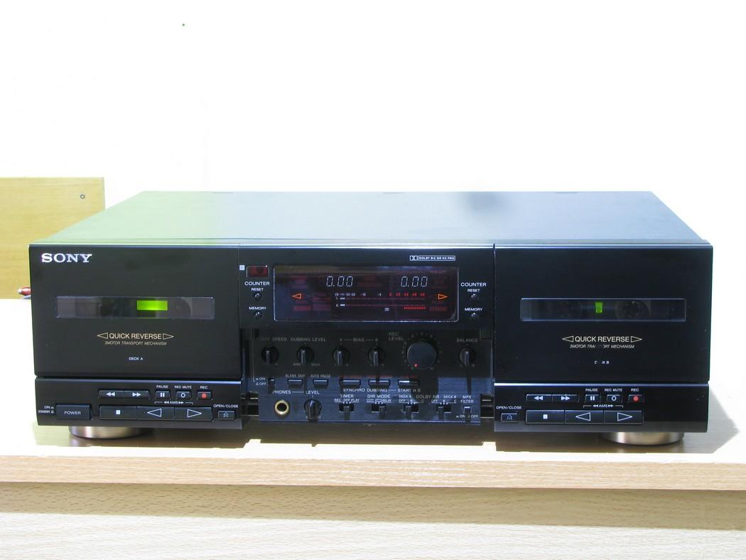 Sony TC-WR 890_2
