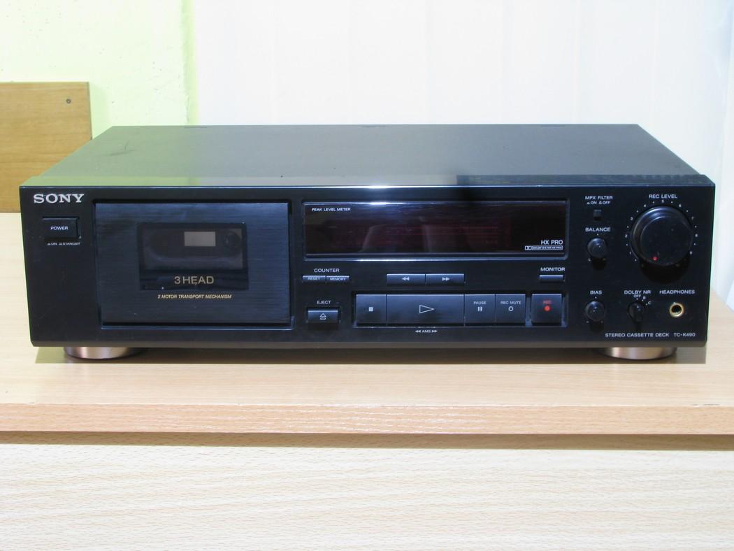 Sony TC-K 490_2