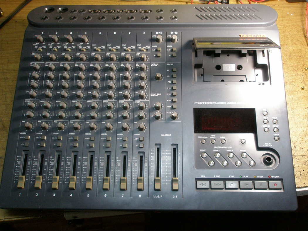 Tascam 488MKII