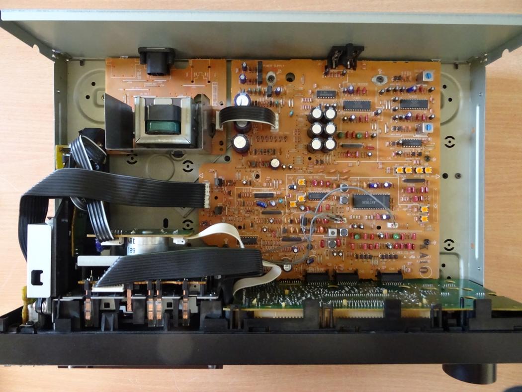 Technics RS-B 808