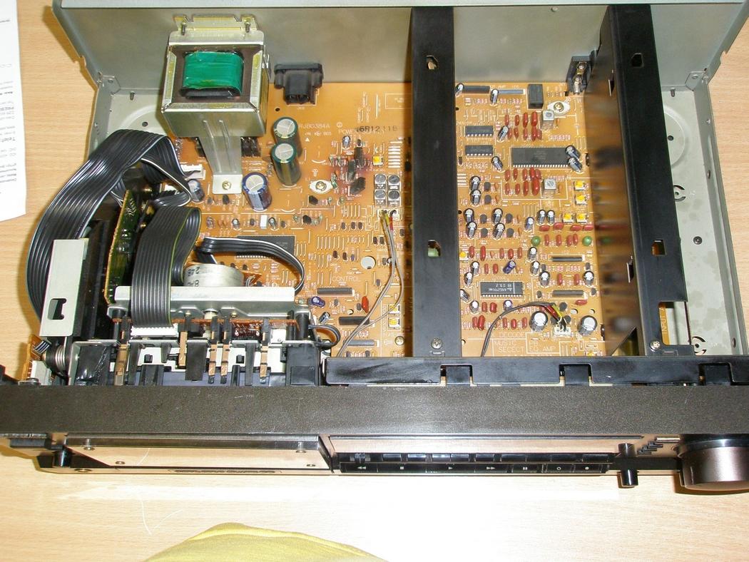 Technics RS-B 965