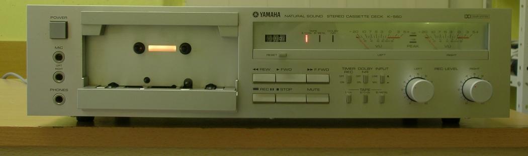 Yamaha K-560