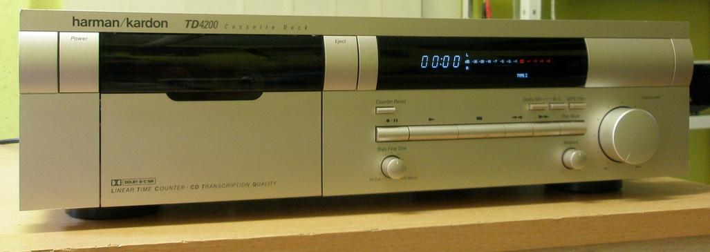 Harman Kardon TD 4200